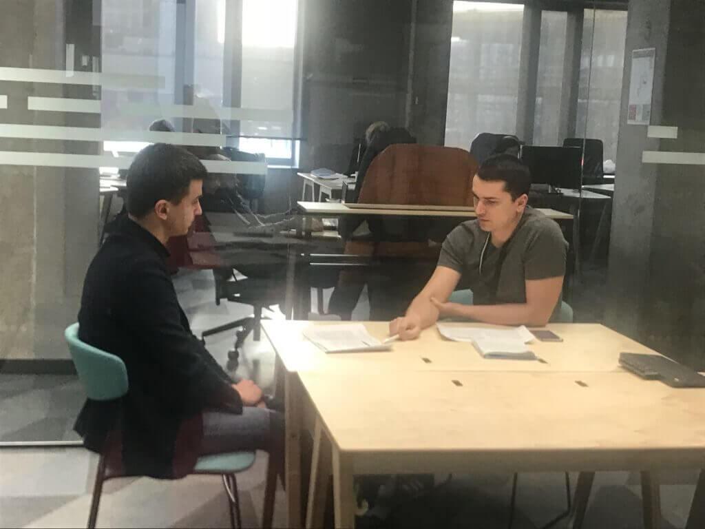 Startup negotiation training