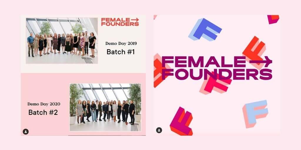 Female Founders Batch © Female Founders