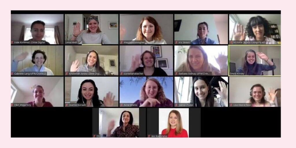 Female Founders Batch #3 © Female Founders