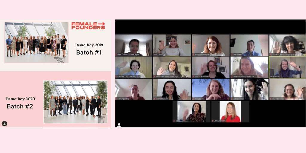 Female Founders Batch ? Female Founders