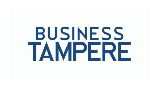Business Tampere Logo Copyright Business Tampere