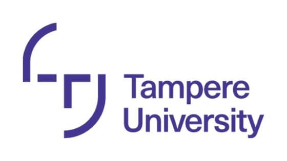 Tampere University Logo copyright Tampere University