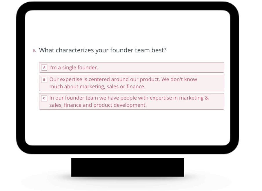 investor readiness check by key2investors